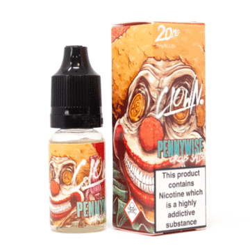 Clown Pennywise Nic Salt 10ml