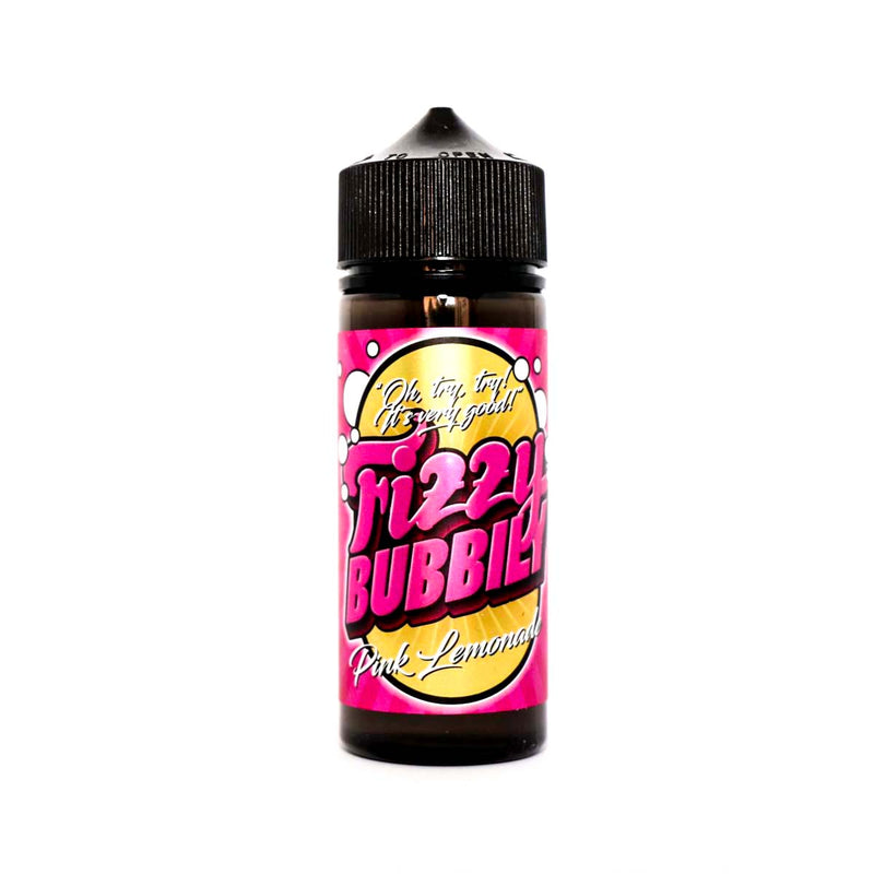 Fizzy Bubbily Pink Lemonade Shortfill E-liquid 100ml - NewVaping