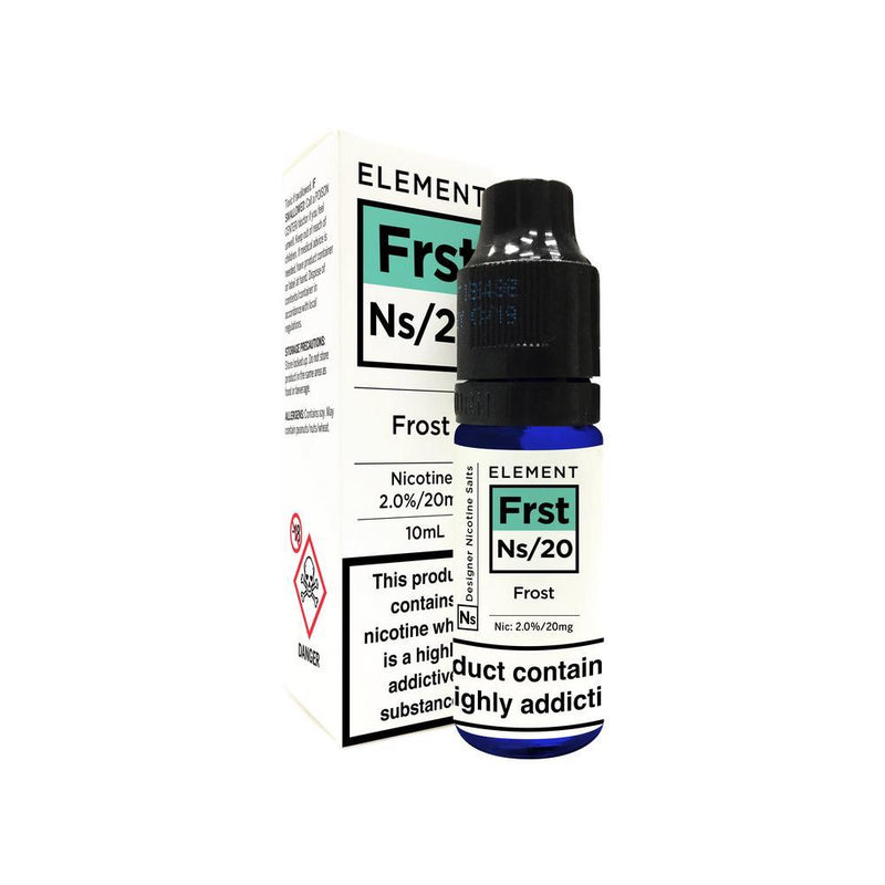 Element Frost Nic Salt E-liquid 10ml - NewVaping