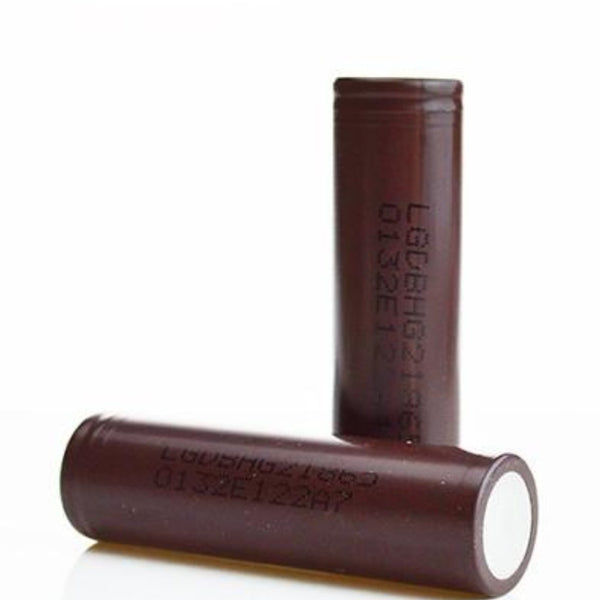 LG HG2 18650 Rechargeable Battery