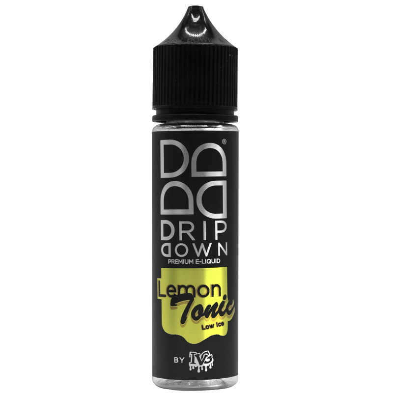 IVG Drip Down Lemon Tonic Shortfill E-liquid 50ml - NewVaping
