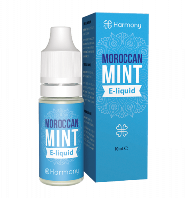 Harmony Moroccan Mint CBD E-liquid 10ml