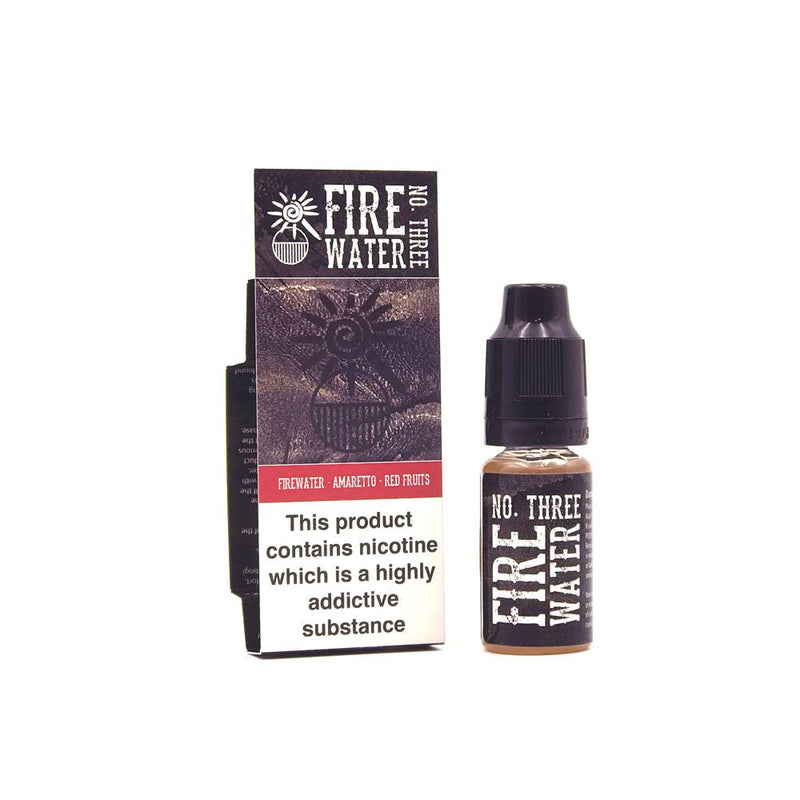 Manabush Firewater No. Three E-liquid 10ml