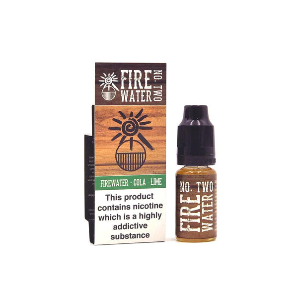 Manabush Firewater No. Two E-liquid 10ml