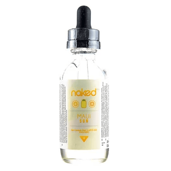 Naked 100 Maui Sun Shortfill 50ml
