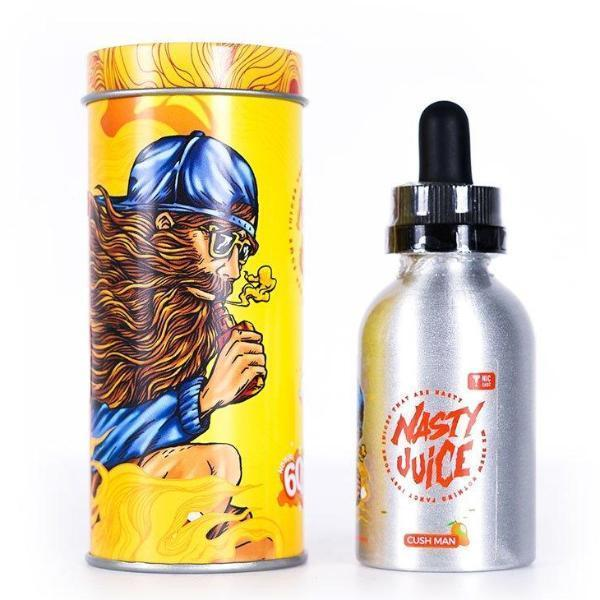 Nasty Juice Cush Man Shortfill E-liquid 50ml - NewVaping