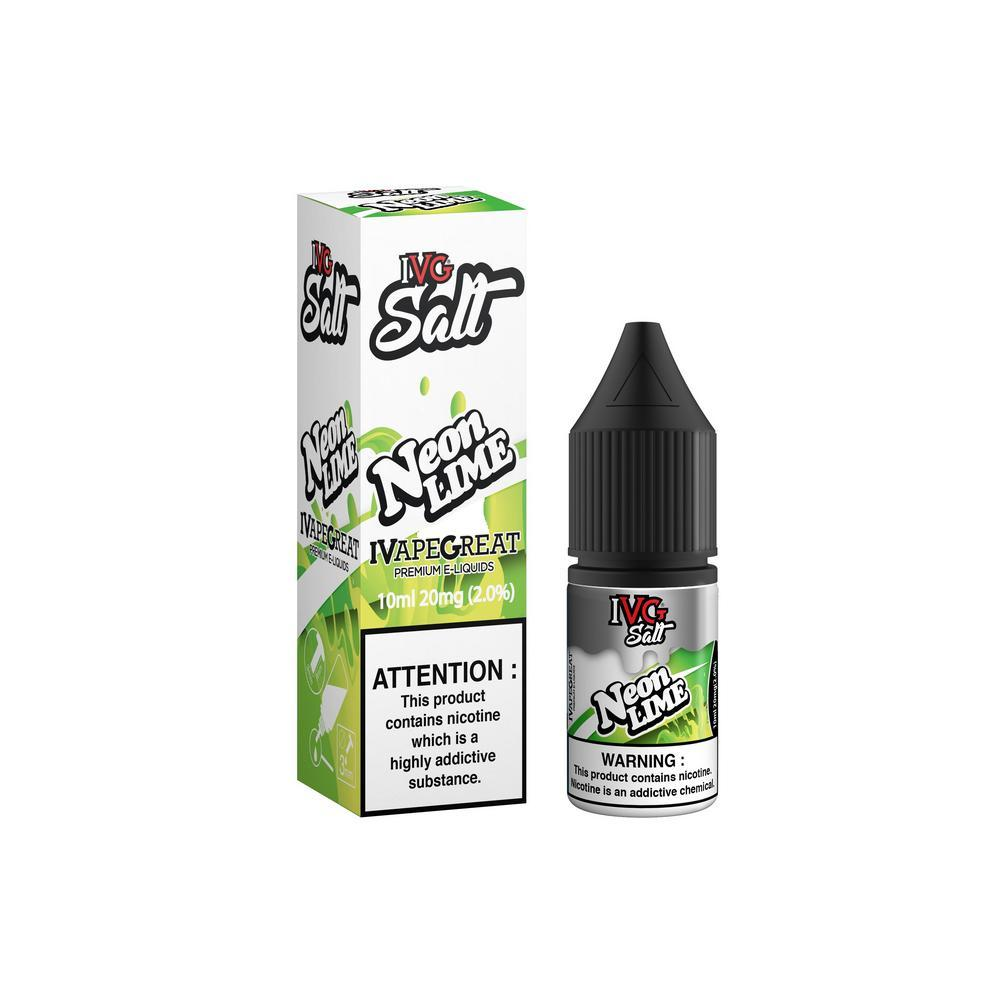 IVG Nic Salt Neone Lime 10ML 20MG