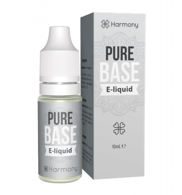 Harmony Pure Base CBD E-liquid 10ml