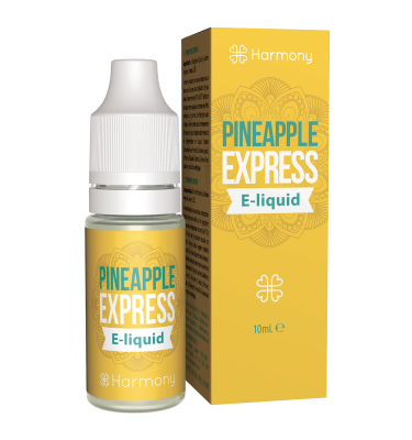 Harmony Pineapple Express CBD E-liquid 10ml