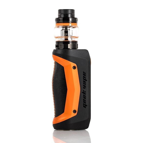 GeekVape Aegis Solo Kit Kits GeekVape Orange