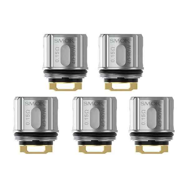 SMOK TFV9 Mesh Replacement Coil 5PCS