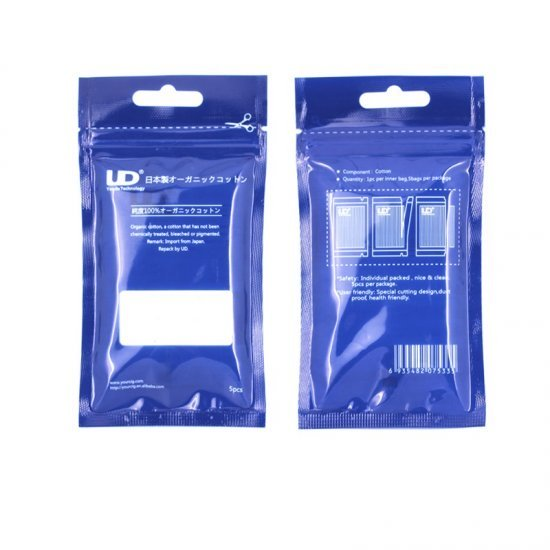 UD Muji Atomizer Wicking Organic Japanese Cotton 5PCS