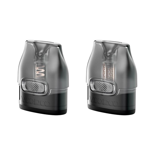 Voopoo VTHRU Replacements Pods 2PCS for Voopoo VTHRU/Vmate