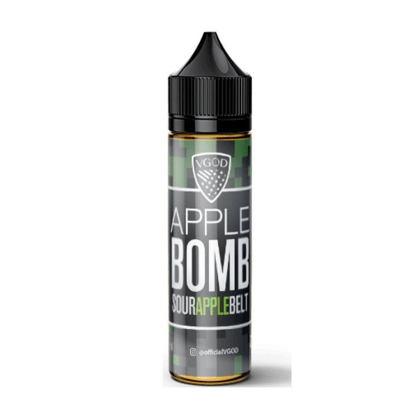 VGOD Apple Bomb Shortfill E-liquid 50ml - NewVaping