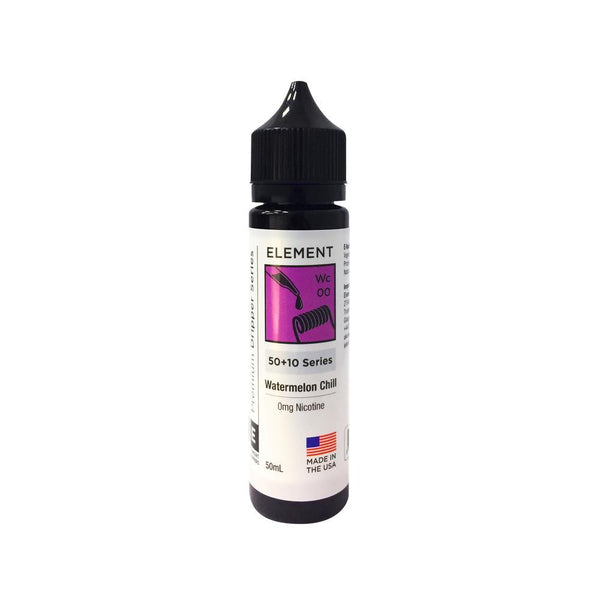 Element Watermelon Chill Shortfill E-liquid 50ml - NewVaping