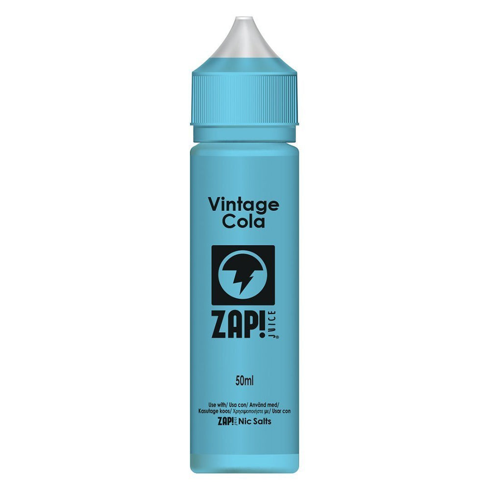 Zap! Juice Vintage Cola 50ml Vape E-liquid