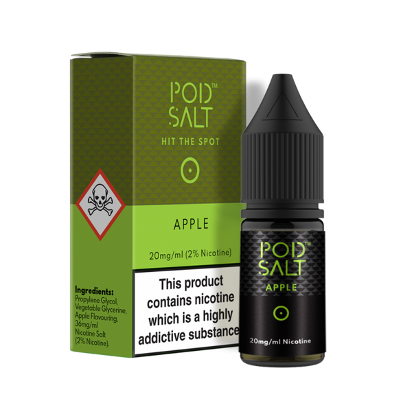Pod Salt Apple Nic Salt 10ml