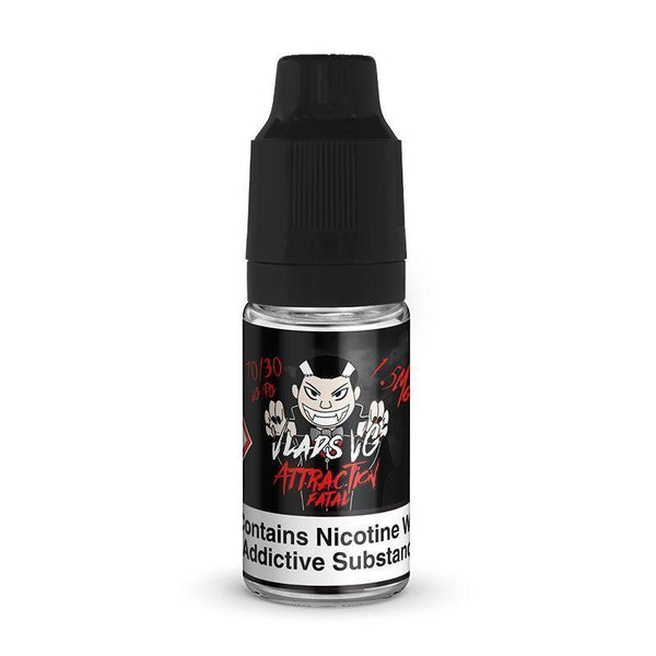 Vampire Vape Vlads VG Attraction Fatal E-liquid 10ml - NewVaping