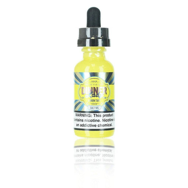 Dinner Lady Lemon Tart Nic Salt E-liquid 30ml E-liquid Dinner Lady