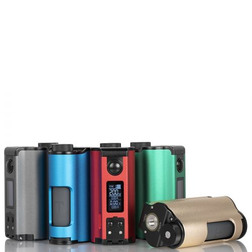 Dovpo x TVC Topside Dual 200W Squonk Box Mod - NewVaping
