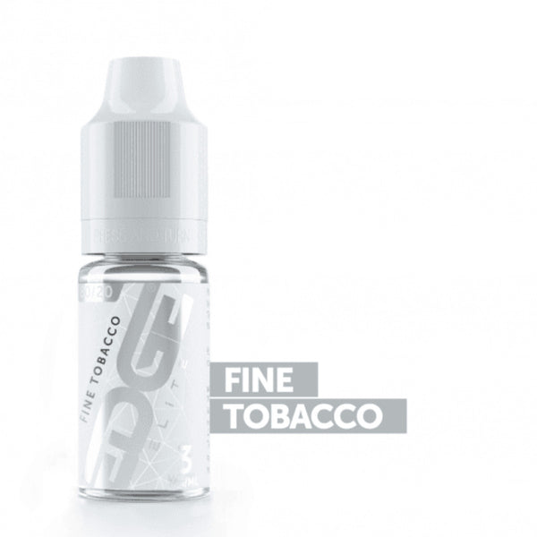 Edge Elite Fine Tobacco High VG E-liquid 10ml