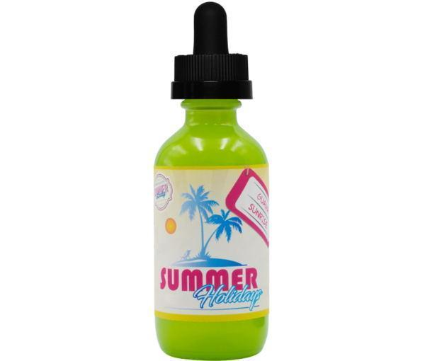 Dinner Lady Guava Sunrise Shortfill E-Liquids 50ml - NewVaping