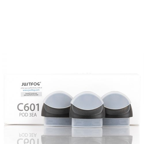 JUSTFOG C601 Replacement Pods 3PCS - NewVaping