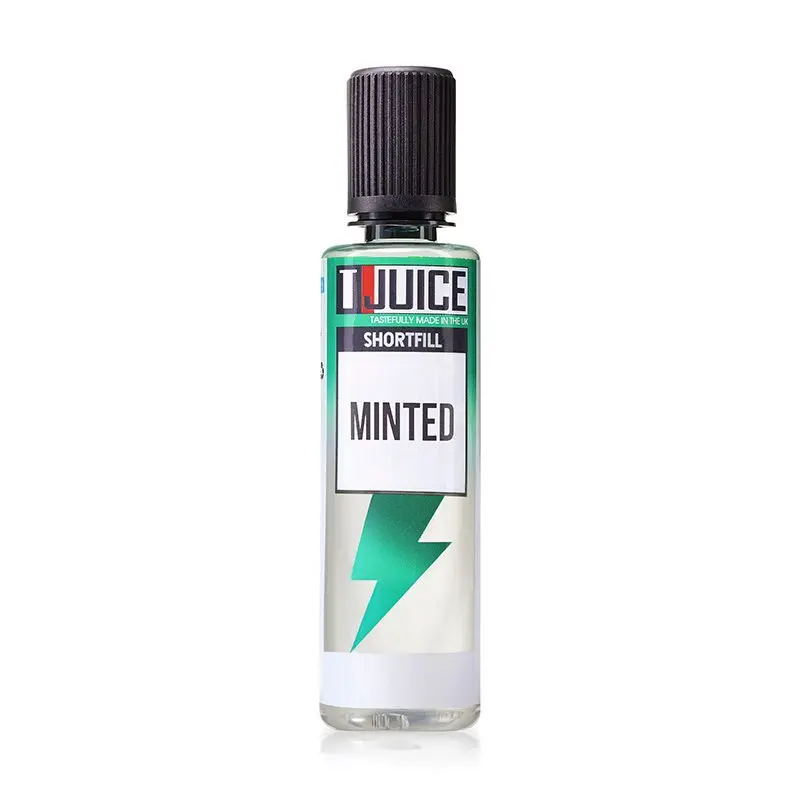 T-Juice Minted Shortfill 50ml