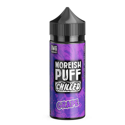 Moreish Puff Chilled Grape Shortfill 100ml