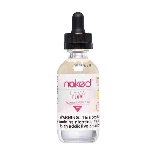 Naked 100 Lava Flow Shortfill E-liquid 50ml