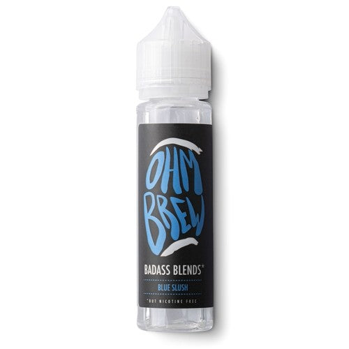 Ohm Brew Blue Slush Shortfill 50ml