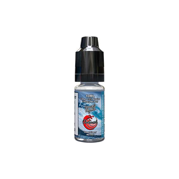 Cornish Liquids Overwash E-liquid 10ml