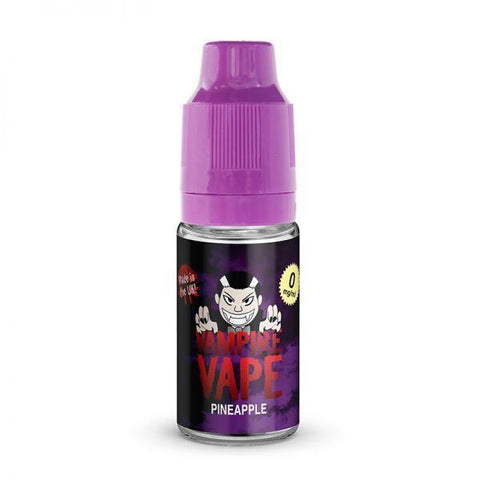 Vampire Vape Pineapple E-liquid 10ml - NewVaping