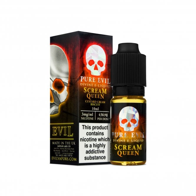 Pure Evil Scream Queen E-liquid 10ml