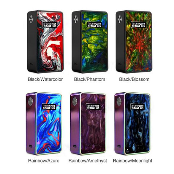 Snowwolf 200W-R 235W TC Box Mod