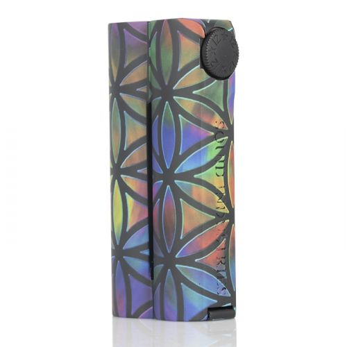 Squid Industries Double Barrel V3 150W Box Mod - NewVaping