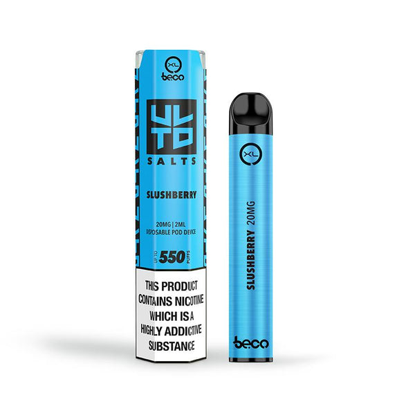 Beco Bar XL ULTD Slushberry Disposable Vape