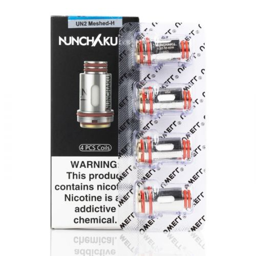 Uwell Nunchaku Replacement Coils 4-Pack