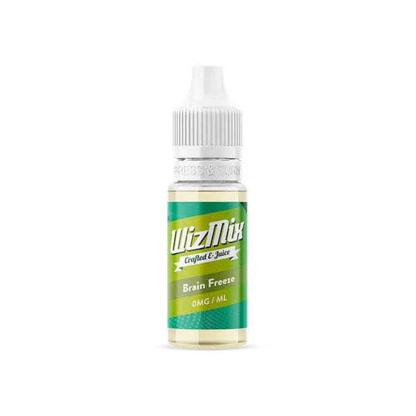 Wizmix Brain Freeze E-liquid 10ml