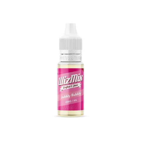 Wizmix Jubbly Bubbly E-liquid 10ml