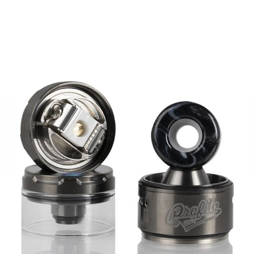 Wotofo Profile Unity RTA - Mr.JustRight1 x TVC - NewVaping