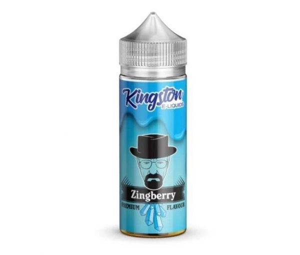 Kingston Zingberry Shortfill 100ml