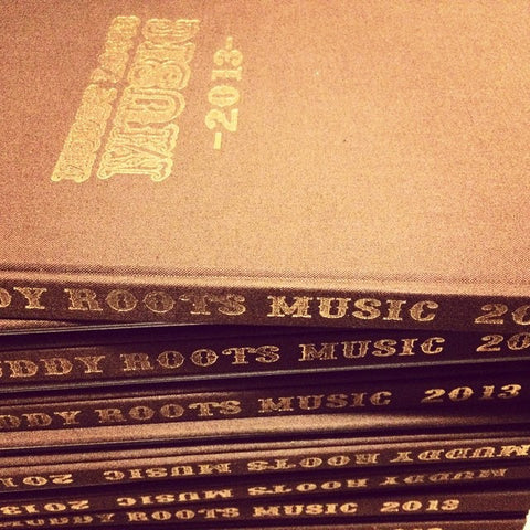*Limited Edition* Muddy Roots Music Festival Yearbook MMXIII