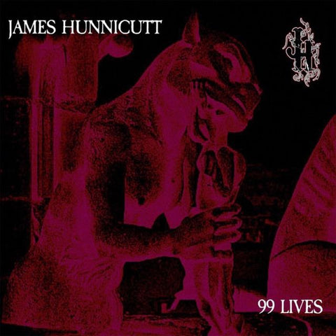 "James Hunnicutt ""99 Lives"" 12"" Vinyl"
