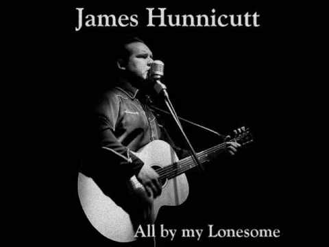 "James Hunnicutt ""All By My Lonesome"" 12"" COLOR Vinyl"