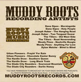 Muddy Folkin' Roots Compilation CD (Muddy Roots & Roots Union) 2015