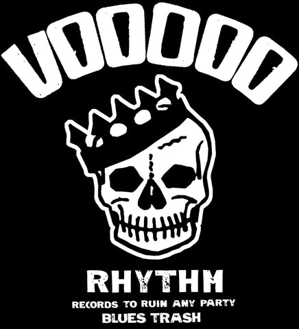 Voodoo Rhythm Records TShirt