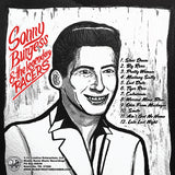 "Sonny Burgess 12"" RECORD w/ download card (Ain't Got No Home)"