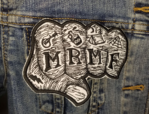 MRMF Fist Patch