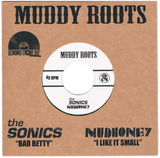 "Mudhoney / The Sonics 7"" Record Store Day Vinyl"